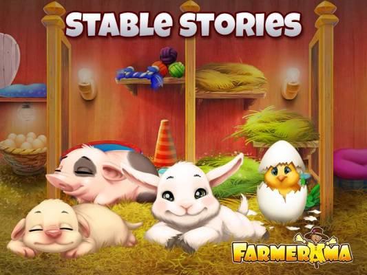 Farmerama Stallgeschichten