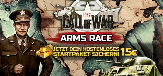 Call Of War GratisMMORPG