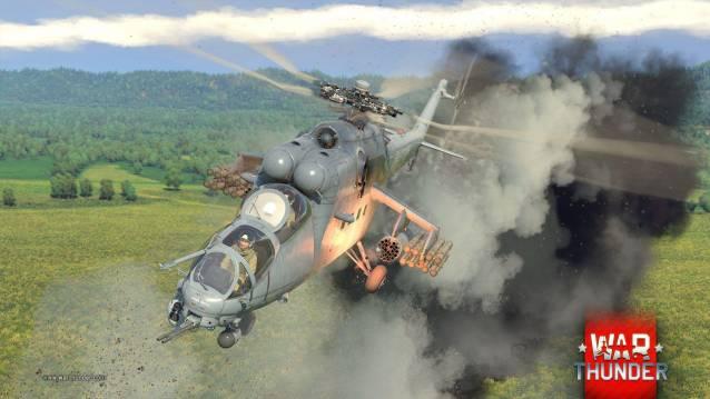 War Thunder Mi-35