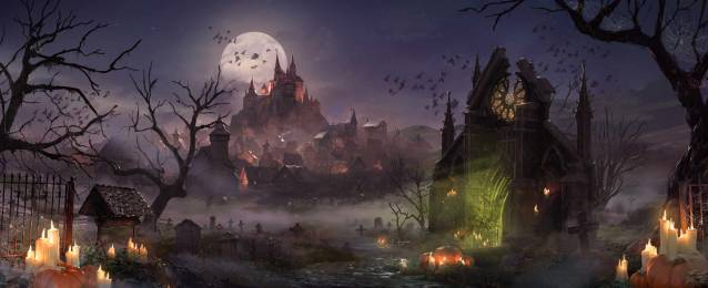 FoE Forge of Empires Halloween event. Forge of Empires Free-to-play Multiplatform MMO RTS