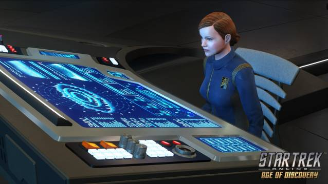 STO Age of Discovery update
