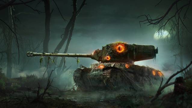 WoT Mercenaries Halloween