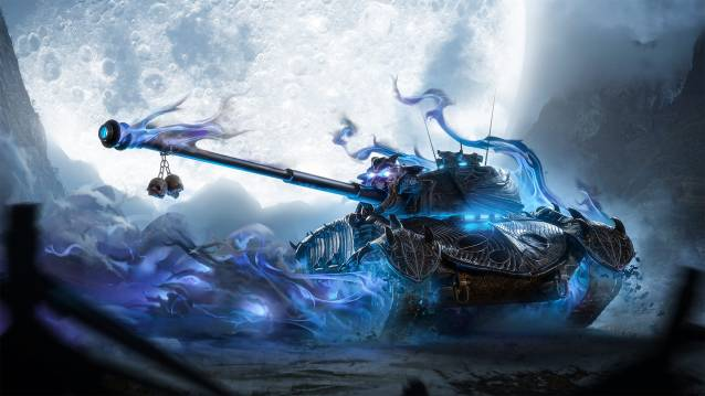 Monster erwachen zu Halloween in World of Tanks: Mercenaries