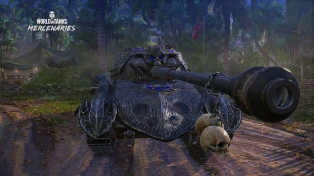 World of Tanks Halloween. World of Tanks Free-to-Play Action MMO