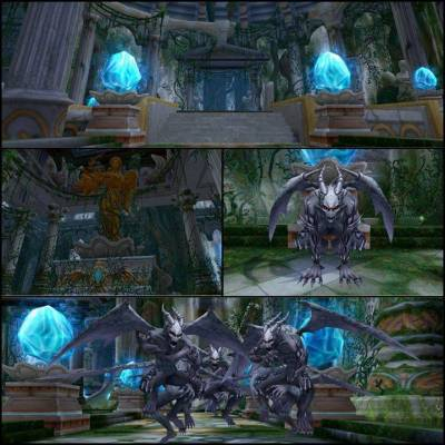 Dungeons Aura Kingdom
