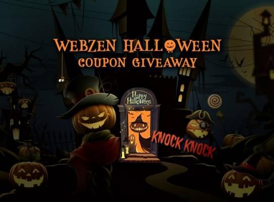 WebZen Halloween Kostenlose Artikel. WebZen ist ein weltweiter Herausgeber von MMO-Spielen. Alle kostenlosen Spiele mmo für PC