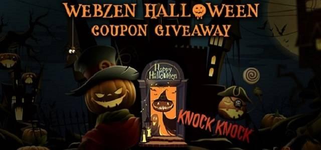 WebZen Halloween Kostenlose Artikel