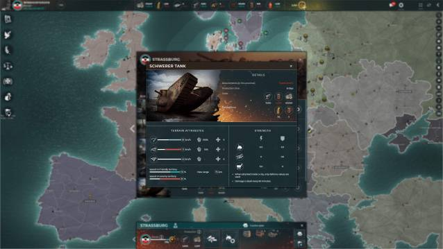 Supremacy 1914 Free-to-Play MMORTS Cross-Platform Game