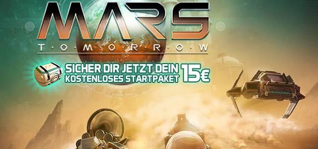 Mars Tomorrow Startpaket im Wert von 15 €