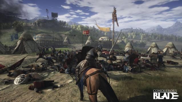 Conqueror's Blade Screenshot