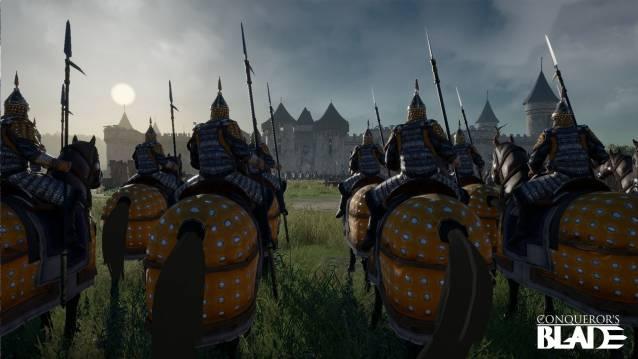 CB- Closed Beta Screenshots Conqueror's Blade