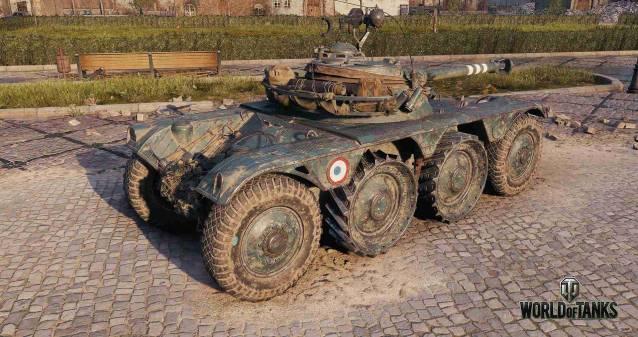 World of Tanks Wheeled Vehicles Screenshots - Neue Radfahrzeuge für World of Tanks