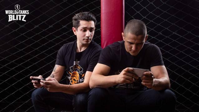 World of Tanks Blitz und MMA-Star Aaron Pico gehen in die nächste Runde