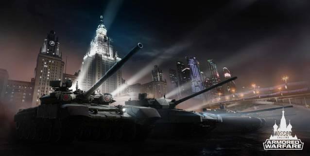ARMORED WARFARE ENTHÜLLT DIE DRITTE SAISON MOSCOW CALLING