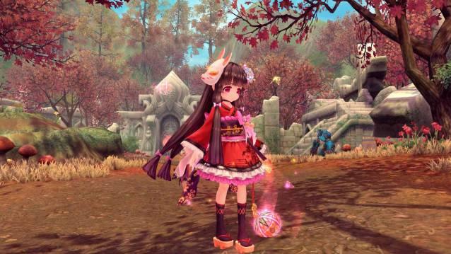 Aura Kingdom Höllische Dungeons und putzige Drachen