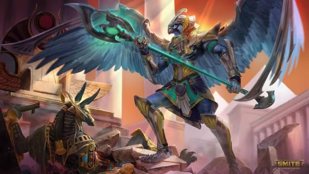 SMITE-Horus