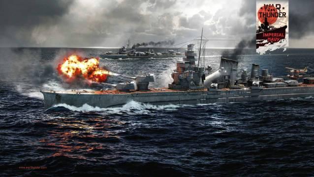 War Thunder veröffentlicht das Update Imperial Navy