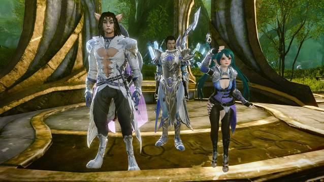 ArcheAge Screenshot Band of Heroes