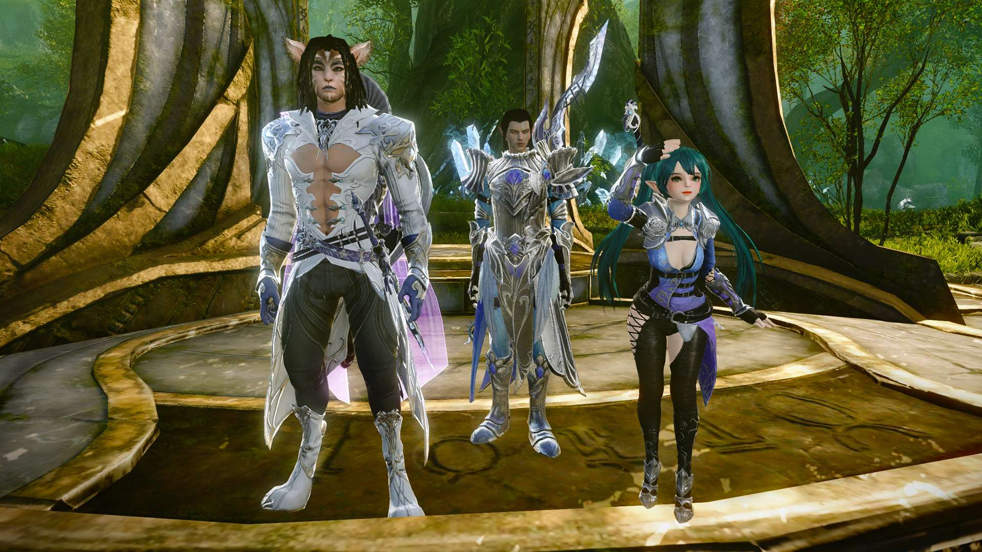ArcheAge Screenshot Band of Heroes veröffentlicht von Gamigo Group