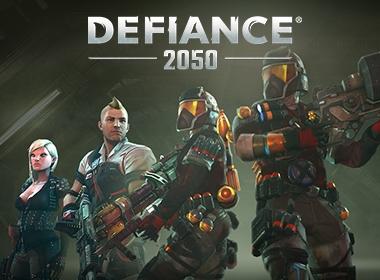 Defiance 2050 gamigo feiert den ersten Geburtstag des Shooters