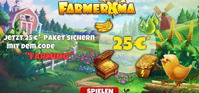 GRATIS Packs für Farmerama