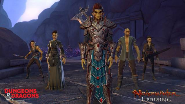 Neverwinter Uprising ab dem 13 August auf PC