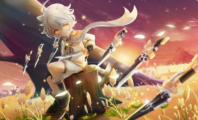 Twin Saga Anime-MMORPG