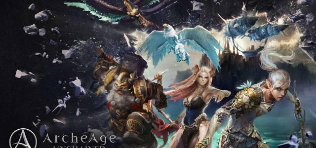 ArcheAge erscheint als Unchained in einer neuen Version