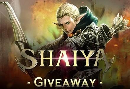 Shaiya Sommer Pack Giveaway