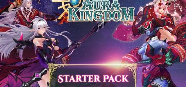 Aura Kingdom Starter Paket