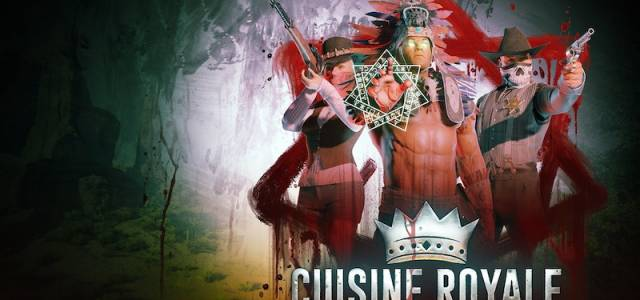 Cuisine Royale Age of Nagual