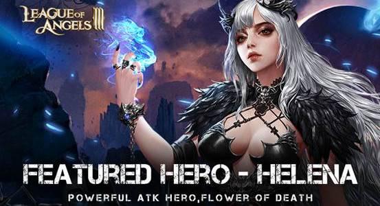 Neue Heldin für League of Angels III vorgestellt – Helena