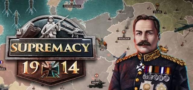 Supremacy 1914 Kostenloses Starter Pack und Event