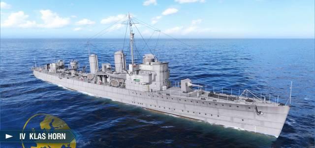 Update 0.9.3 in World of Warships die Segel -