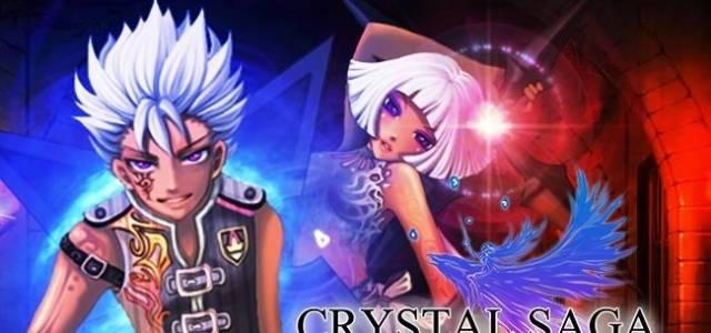 Crystal Saga Giveaway