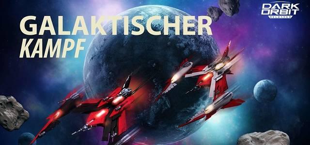 DarkOrbit Galaktischer Kampf GratisMMORPG