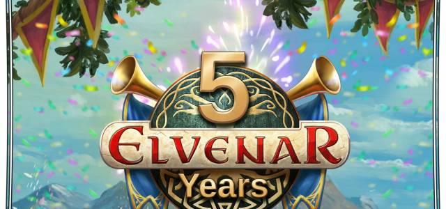 Elvenar feiert fünften Geburtstag