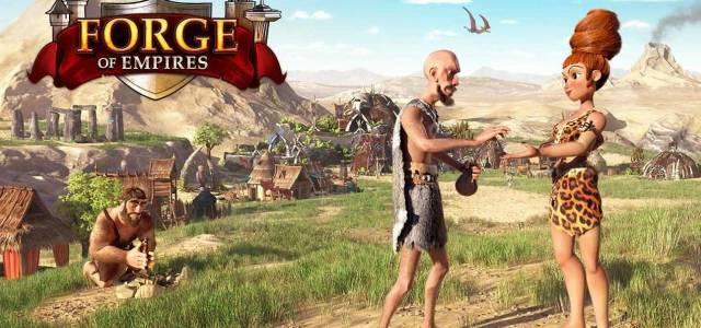 Forge of Empires Update: Liga-Punkte-Anzeige ab heute