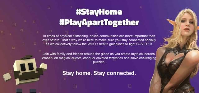Gamigo schließt sich der #PlayApartTogether