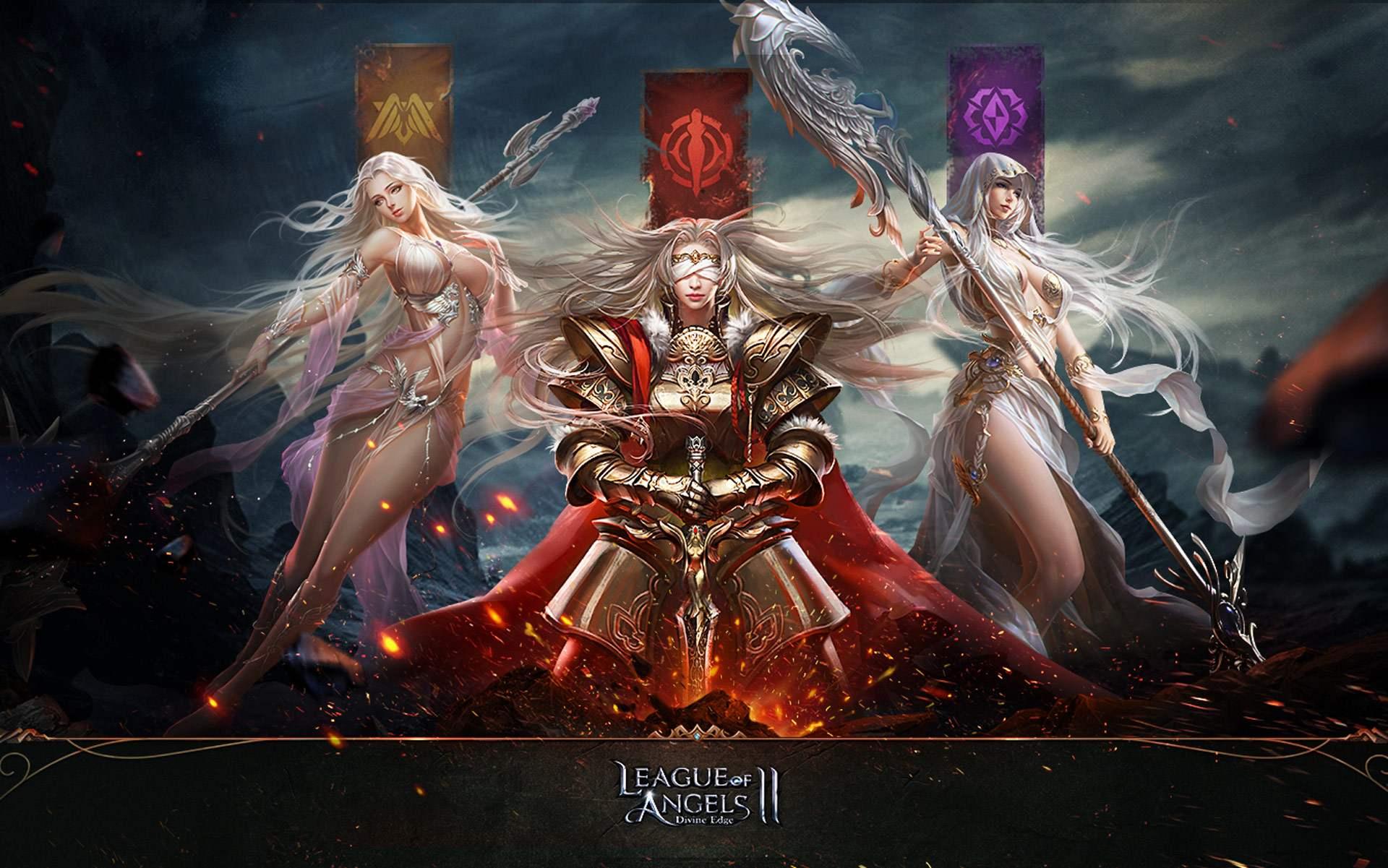 League of Angels 2 kostenlos spielen MMORPG