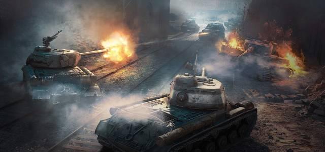 Wir veröffentlichen heute den bisher vielleicht umfangreichsten PvE-Modus für World of Tanks - Road to Berlin