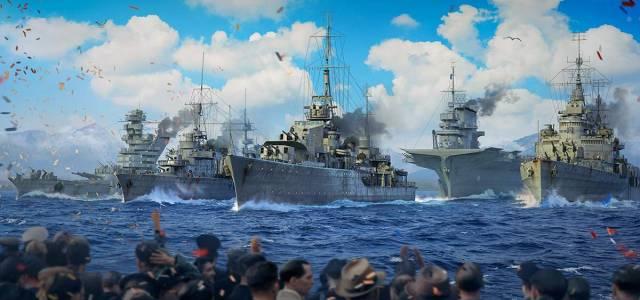 World of Warships bereitet ein einzigartiges virtuelles Live-Erlebnis