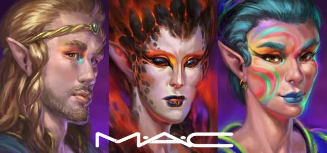 Elvenar Halloween mit M-A-C- Cosmetics Event