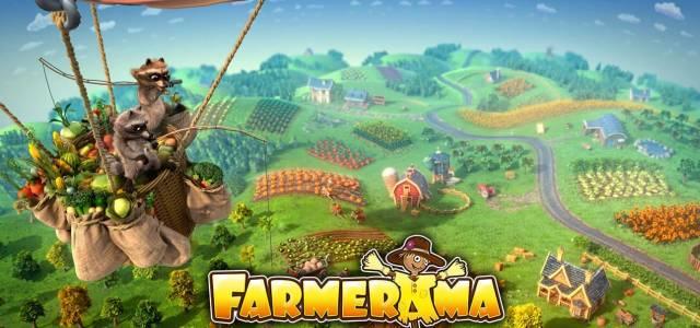 Farmerama Der Herbstzauber auf eurer Farm