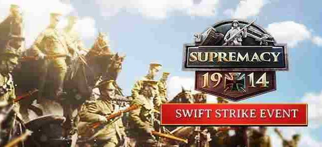 Supremacy 1914 Sturm und Drang Events