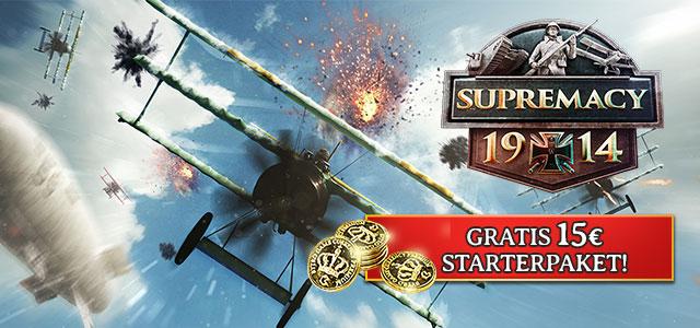 Supremacy 1914 Premium-Konto