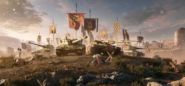 World of Tanks 1.11.1 - Die Römer kommen! (Pressemeldung)