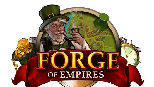 St Patrick in Forge of Empires