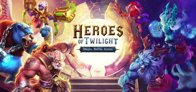 Mobile-Strategiespiel Heroes of Twilight