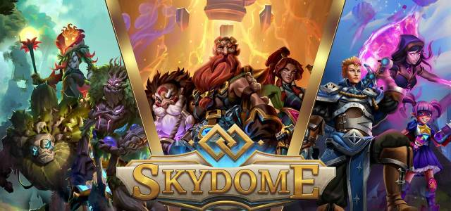 Skydome Tower Defense Battle Arena